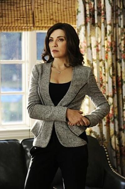 Love Julianna Margulies' style on 'The Good Wife'