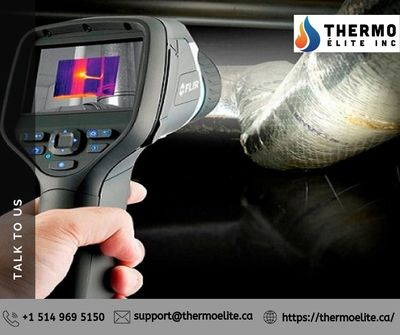 Water Leak Detector - Thermography Leak Detection