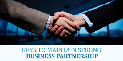 All successful businesses, be it small, medium or well established, regardless of what they sell have one thing in common: their owners build and maintain healthy relationships.