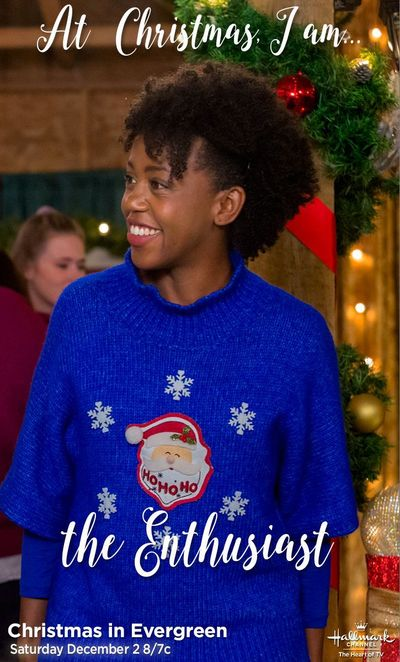 Pin this image and enter for a chance to win a $1,000 Visa gift card in our Countdown to Christmas Pinterest Sweepstakes! #CountdownToChristmas #HallmarkChannel