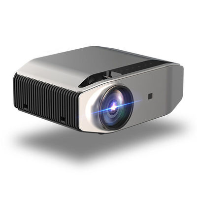 YG620 LED Projector 1920x1080P Video Full HD Projector Built-in Speaker Home Theater Beamer