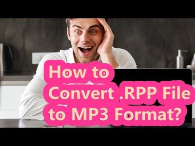 In this post, I will show you how to export RPP to MP3.