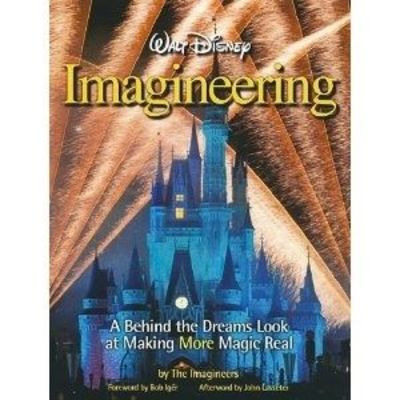 Walt Disney Imagineering: A Behind the Dreams Look at Making More Magic Real [Hardcover] for $37.80 (37% off) + FREE Shipping!