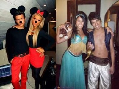 Easy Homemade Halloween Costumes for Couples | Halloween Cos ...