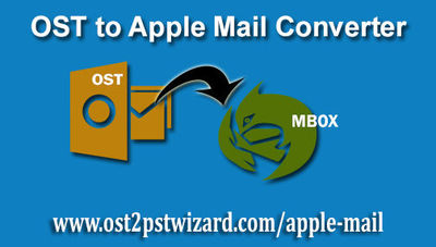 OST to Apple Mail Converter is the best way to import OST to Apple Mail along with entire data items.
