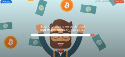 Find things to do with Bitcoin with our search
