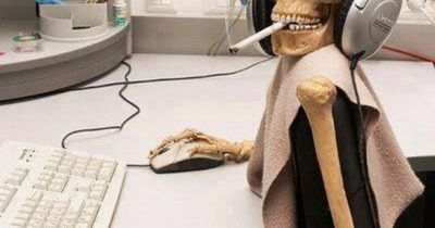 Waiting For Online Dating :D