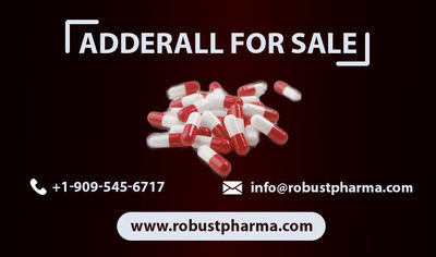 You can buy Adderall online at a discounted price on our online store where you can buy Adderall without a prescription. Here Adderall is available in two forms and differents strength such as Adderall IR(Immediate-release) and Adderall ER(ext...