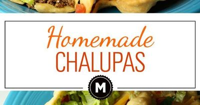 how to make chalupas at home
