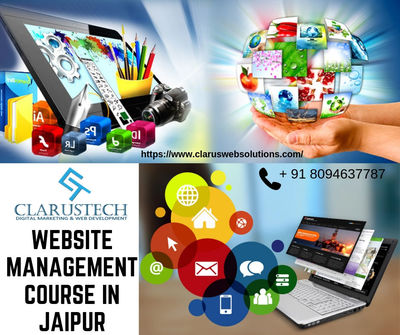 Website Management Course | Wordpress management Course | 100% Live & Free Website