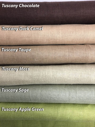 """Relaxed Linen Roman Shade with valance """" Tuscany Black with White border"""" and chain mechanism, Windows Treatment, Custom made $295.00"""