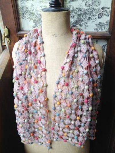 Crochet Patterns Like Sophie Digard : Sophie Digard crochet scarf / crochet ideas and tips ...