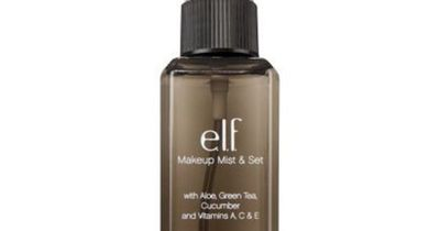 $3-e.l.f. Makeup Mist & Set I haven't used other setting sprays but I LOVE this stuff. My makeup stays on aaalll day long, even on my dry/oily combo skin. It doesn't have a smell and feels so refreshing!