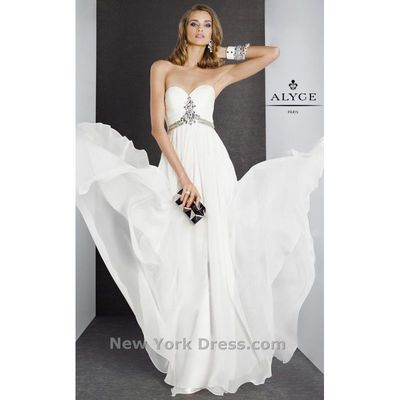 Alyce 35734 - Charming Wedding Party Dresses|Unique Celebrity Dresses|Gowns for Bridesmaids for 2017