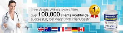 Lose weight without Much Effort, over 100,000 clients worldwide successfully lost weight with phenobstin. http://www.phenobestin.com/