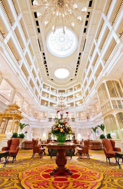 Disney's Grand Floridian Resort & Spa is a Deluxe Resort hotel at Walt Disney World, located near the Magic Kingdom on the monorail loop. It is the flagship hot