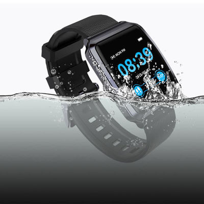 XANES® KY116 1.3'' IPS Color Touch Screen IP67 Waterproof Smart Watch Blood Pressure Oxygen Monitor Multiple Languages Anti-lost Fitness Sports Bracelet