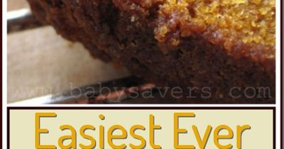 Easy Pumpkin Bread Recipe With Canned Pumpkin And Cake Mix
