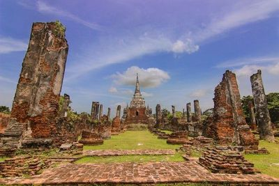Temples of Thailand Print, Ruins of Ayutthaya, Architecture Print, Buddhism, Travel photography, Hotel Decor $15.00