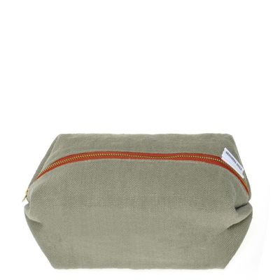 Designers Guild Brera Lino Moleskin Medium Toiletry Bag $30.00