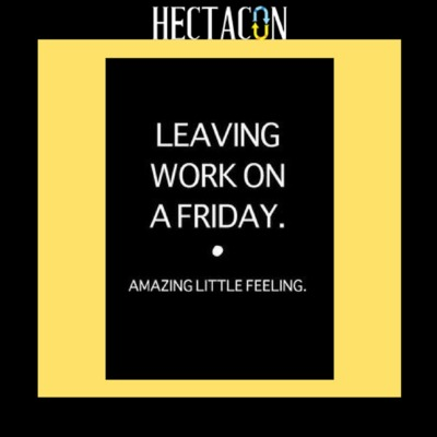 Happy Friday! Get an Amazing 20% Discount with HectaCon (https://www.hectacon.com/) in this Special Week.