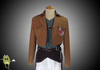 Attack on Titan Hannes Cosplay Costume for Sale