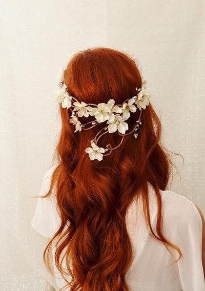 Who doesn't want to feel like a princess on their wedding day? If it is your dream, too, you must consider getting a crown which will look good on your bridal d