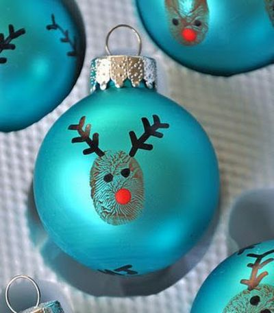 Easy And Adorable Ornament Craft Perfect To Make With Kids