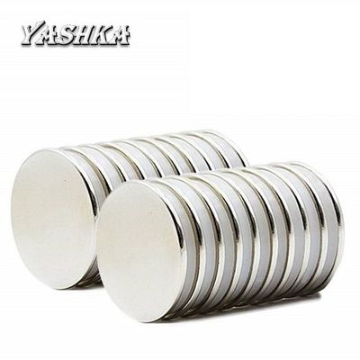 100 pcs Strong Disc Magnets Rare Earth Neodymium Magnets 20mm x 2mm $15.90
