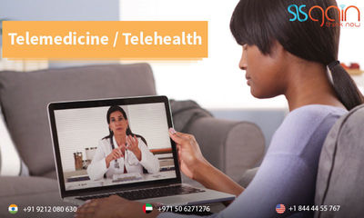 SISGAIN is top telehealth development platform provider in USA. We deliver you top telehealth software technology for different medical purposes. We develop best telehealth development systems for medical orgnizations or individuals. For more information ...