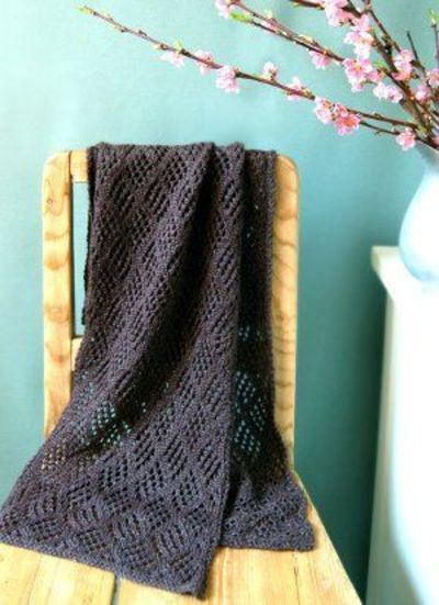 knitting instructions for scarf