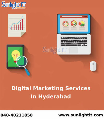 Sunlight IT is the leading innovative digital marketing agency that engages its target audience and helps in business growth. Our digital marketing services include search engine optimization, social media marketing, social media optimization and even int...