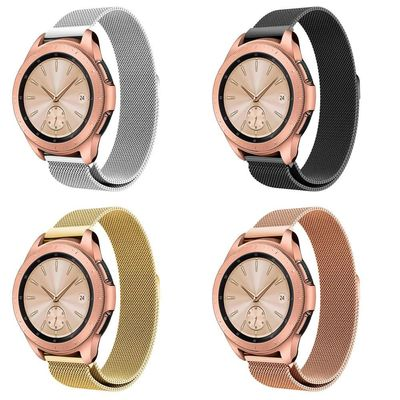 Milanese mesh band for Samsung Galaxy Watch & Gear S3 $29.99