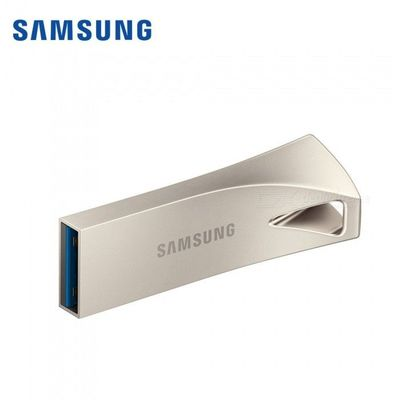 Samsung USB 3.1 Flash Drive BAR Plus 256GB - Champagne Silver