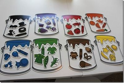 Would like to have this ... cute color matching game