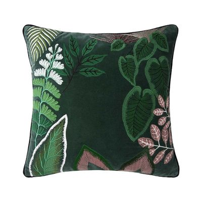 Bayou Vert Decorative Pillow by Iosis $150.00