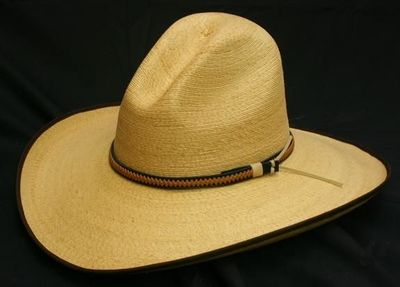 SunBody Hats Golden Gus Mexican Fine Pressed Palm Western Hat Item hmggold $75.60