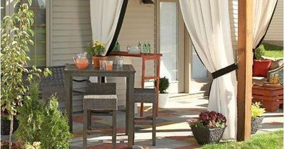 No matter how tight you are with your neighbors, you just might want to feel a little less exposed when enjoying your own outdoor space.