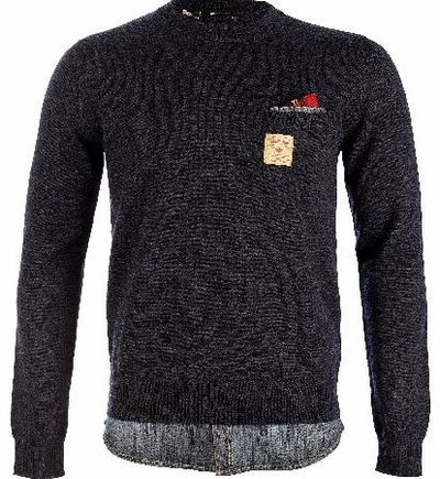 Dsquared Wool Knit