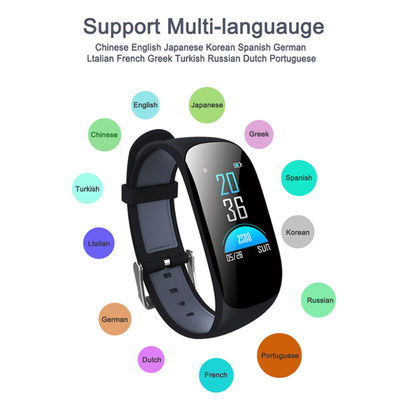 Bakeey Z17c Custom Watchface Heart Rate Sleep Blood Oxygen Monitor Fitness Tracker Multi-lanuage Smart Watch