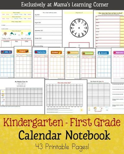 image regarding Printable Months of the Year for Preschool called Absolutely free printable down load that features every month calendar, day