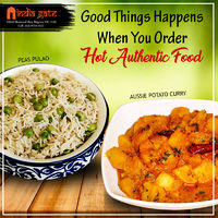 Hot Authentic Food - India Gate Belgrave  Good things happens when you order hot authentic food �œ… Menu + Order: https://bit.ly/OrderIndiaGate �œ… Opening: 4:00 PM onwards #indiagatebelgrave #caulfieldsouth #indianrestaurant #f...