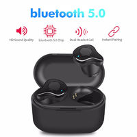 Bakeey TWS Wireless bluetooth 5.0 Earphone CVC Noise Cancelling Smart Touch Bilateral Call Stereo Headphone
