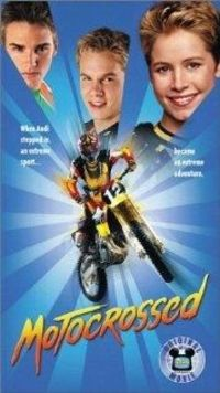 Motocrossed-- fave Disney channel original movie but the body double and the actress were so easy to tell apart...
