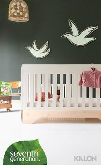 Win a nursery from Seventh Generation and Kalon Studios! Click to enter.