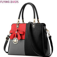 Flying birds women bags ladies women leather handbag designer bolsas 2017 high quality women's messenger bags fashion LM4409fb $49.78
