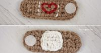 Repeat Crafter Me: Crochet Band-Aid Pattern