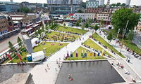 Active - Woolwich Square by Gustafson Porter
