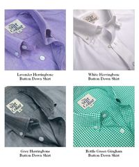 Pack of 4 Premium Cotton Regular Fit Button Down Shirt Combo �'�5999.00