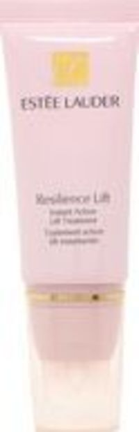 Estee Lauder Treatments Resilience Lift Instant This fast acting treatment with Custom Sculpt Technology precisely targets and plumps areas most prone to sagging for a more lifted, firmer, sculpted look. Helps skin boost its natural collagen and el http:/...